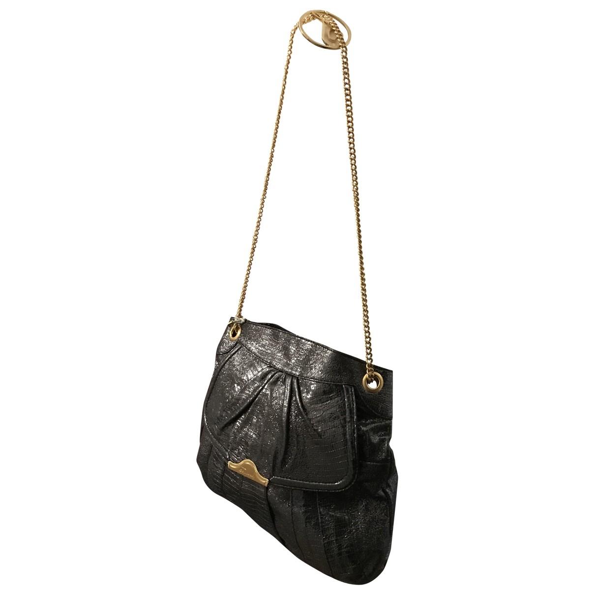 Temperley London \N Metallic Leather handbag for Women \N