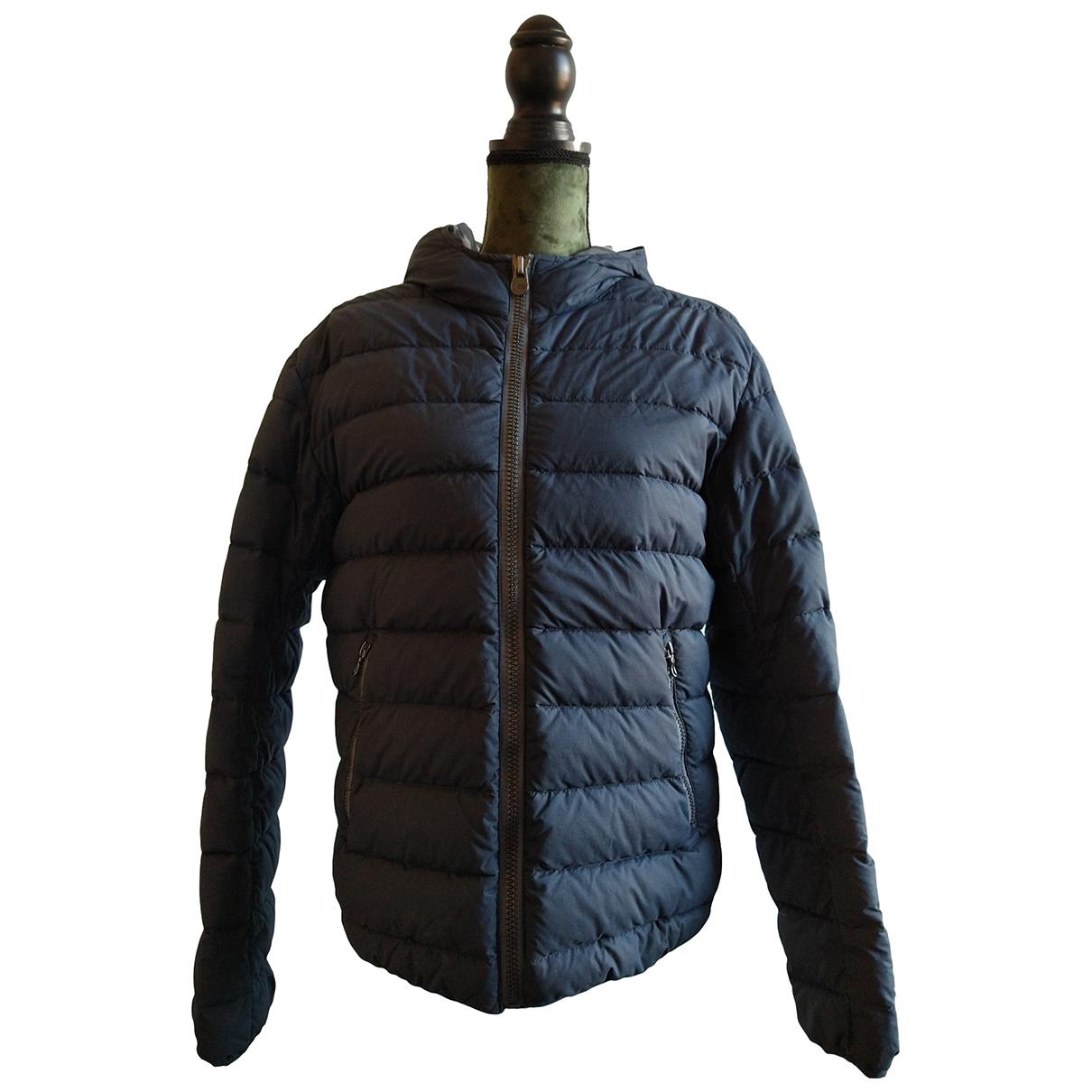 Colmar - Vestes.Blousons   pour homme en coton - bleu