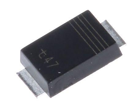 ROHM , 3.3V Zener Diode 500 mW SMT 2-Pin SOD-323HE (100)