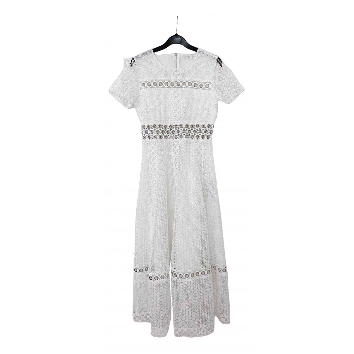 Maje N White dress for Women S International