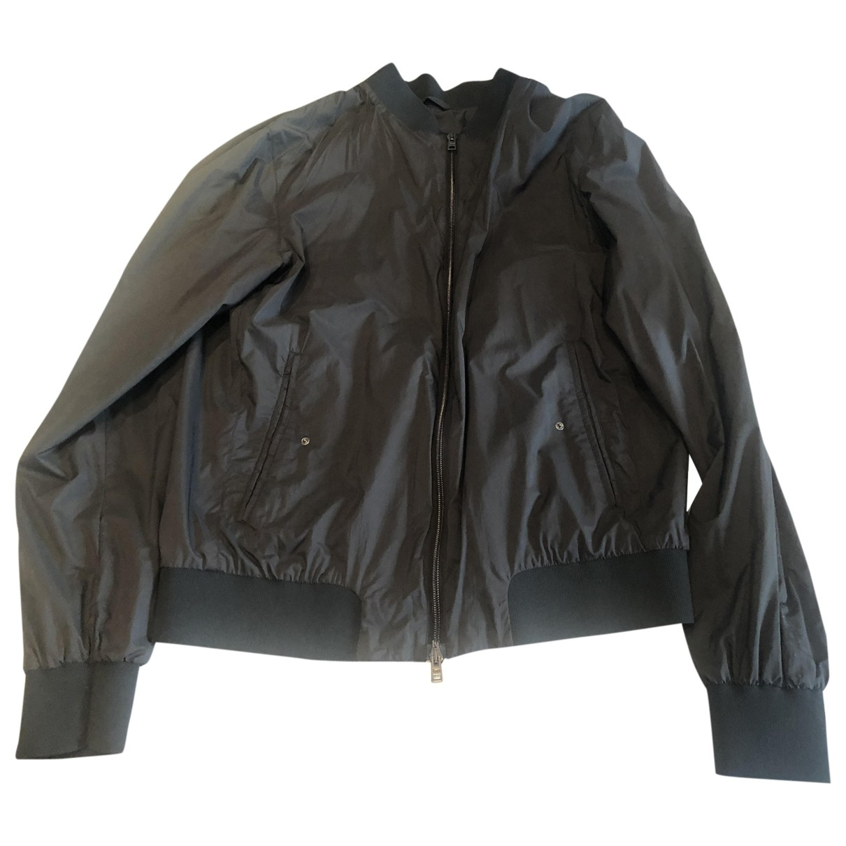 Herno \N Green jacket  for Men 50 IT