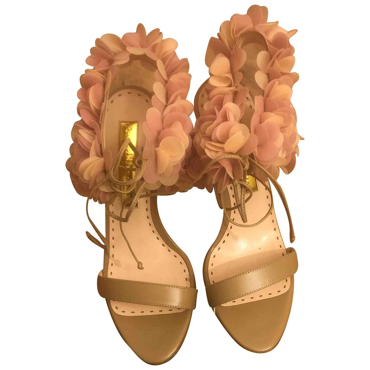 Sandalias de Cuero Rupert Sanderson