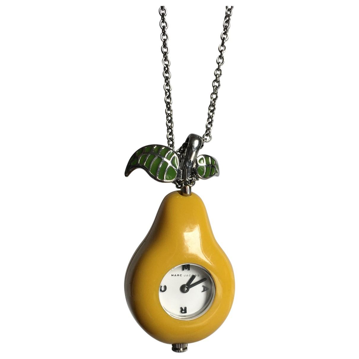 Marc Jacobs - Pendentif   pour femme - jaune