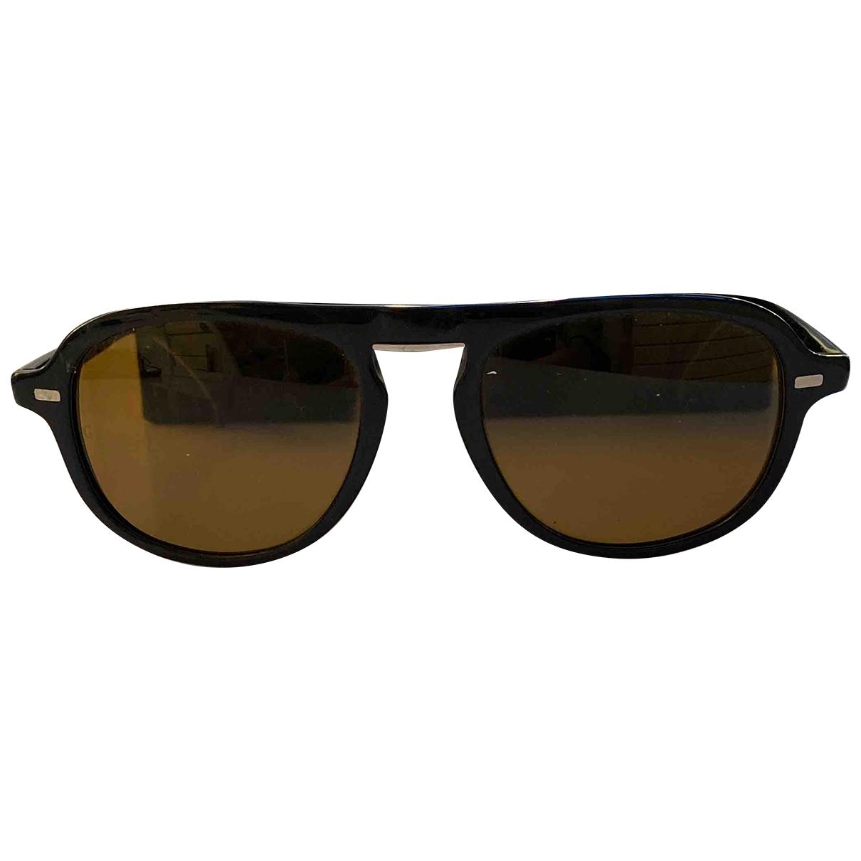 Giorgio Armani \N Navy Sunglasses for Men \N
