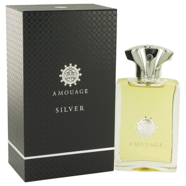 Silver - Amouage Eau de Parfum Spray 100 ML
