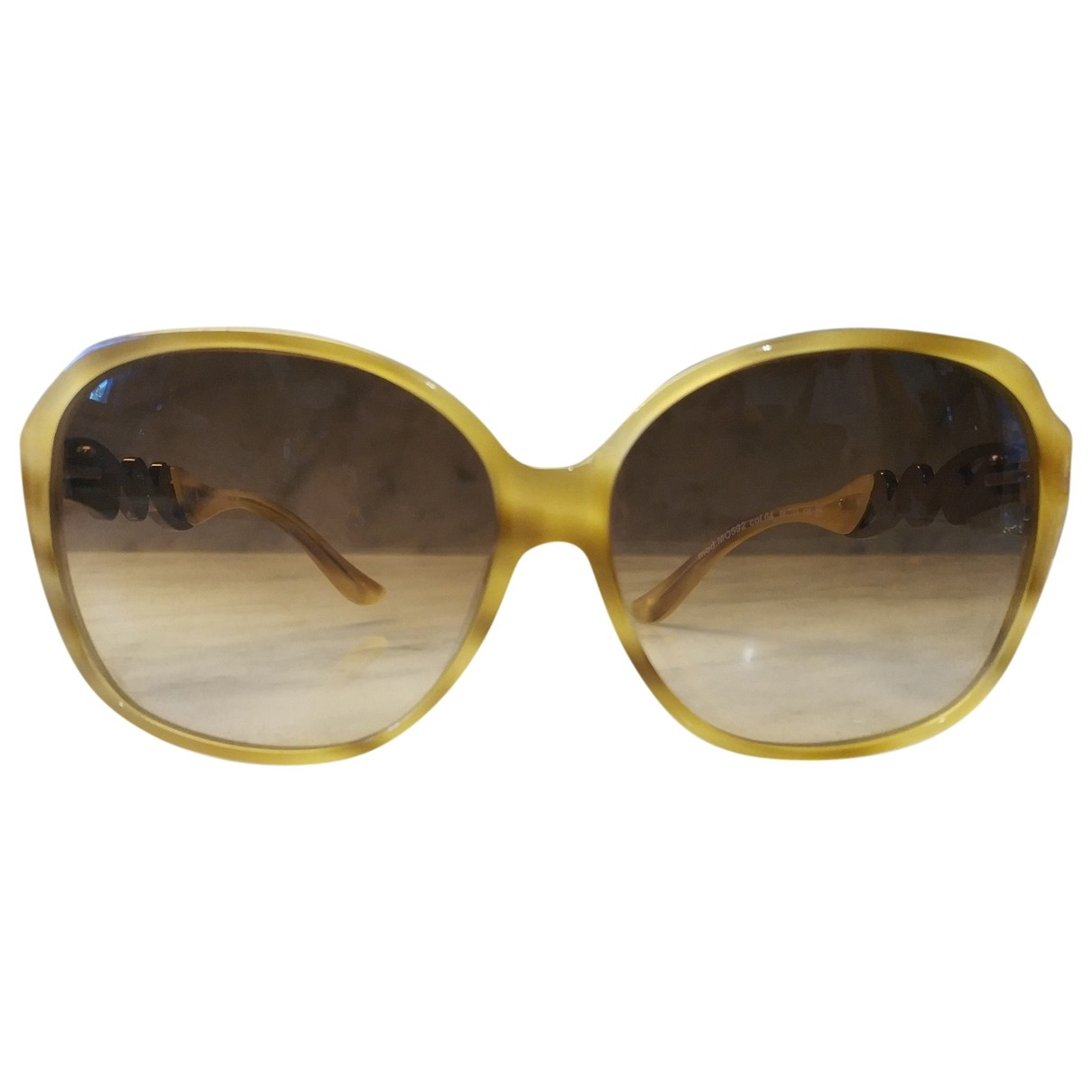 Moschino \N Beige Sunglasses for Women \N