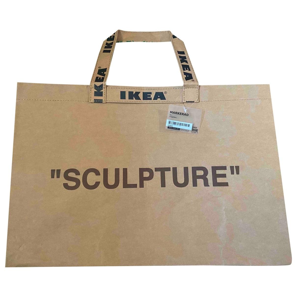 Virgil Abloh X Ikea - Objets & Deco   pour lifestyle - beige