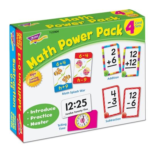Trend Enterprises® Math Power ct | Michaels®