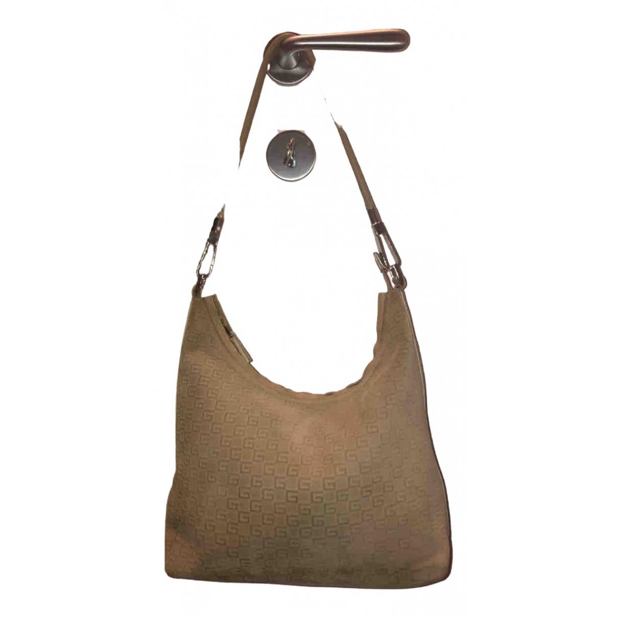 Gucci Jackie Vintage  Beige Suede handbag for Women N