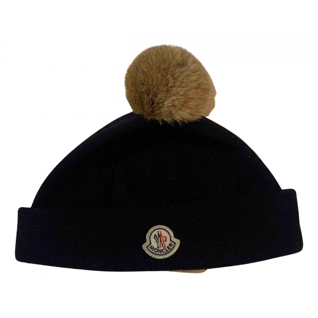Moncler N Black hat for Women L International