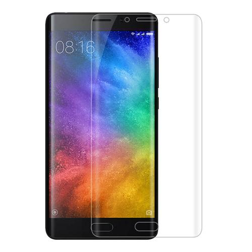 Makibes 0.2mm Arc Edge Tempered Glass Protective Film Screen Protector For Xiaomi Mi Note 2 - Transparent