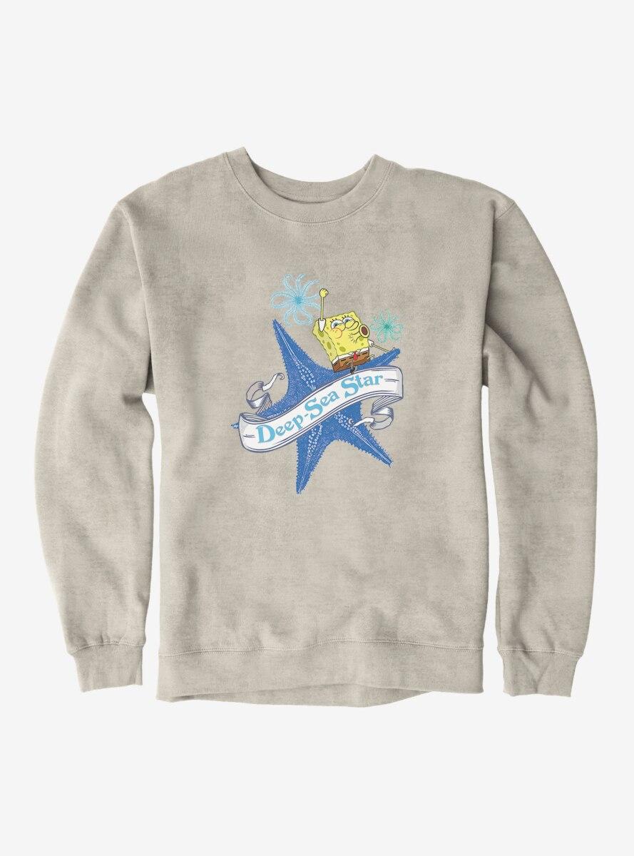 SpongeBob SquarePants Starfish Deep Sea Star Sweatshirt