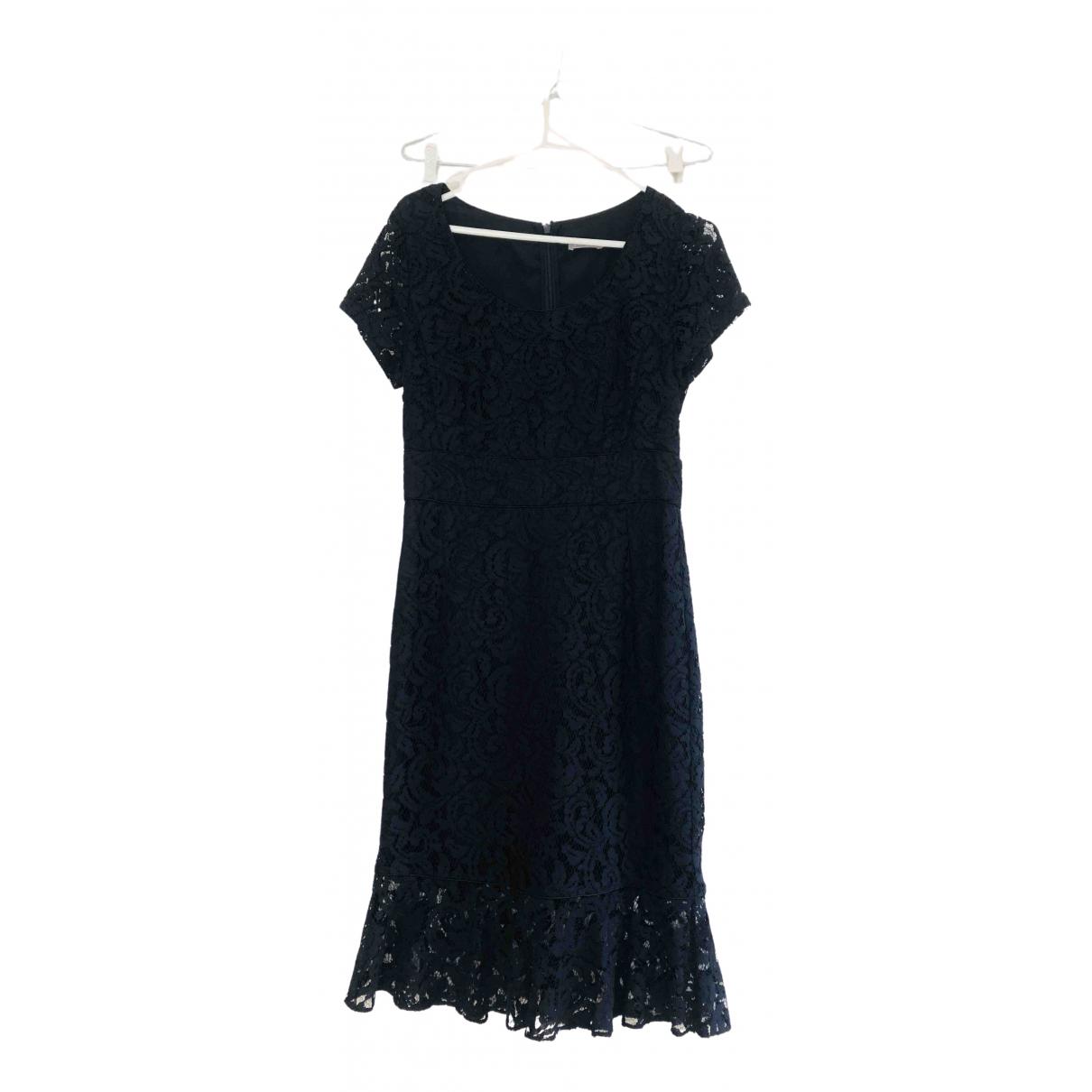 Jigsaw \N Blue Lace dress for Women 8 UK