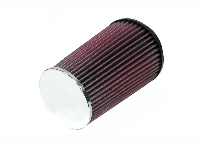 K&N RC-4580 Universal Clamp-On Air Filter