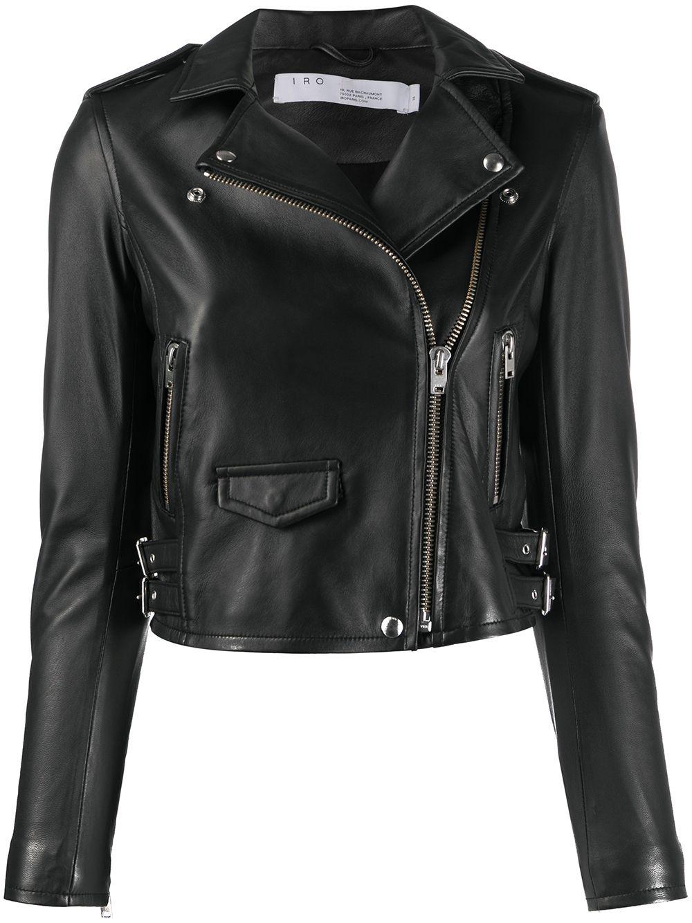 Ashville Leather Jacket
