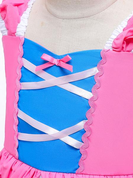 Milanoo Disney Toy Story 4 Bo Peep Dress Cosplay Costume Halloween