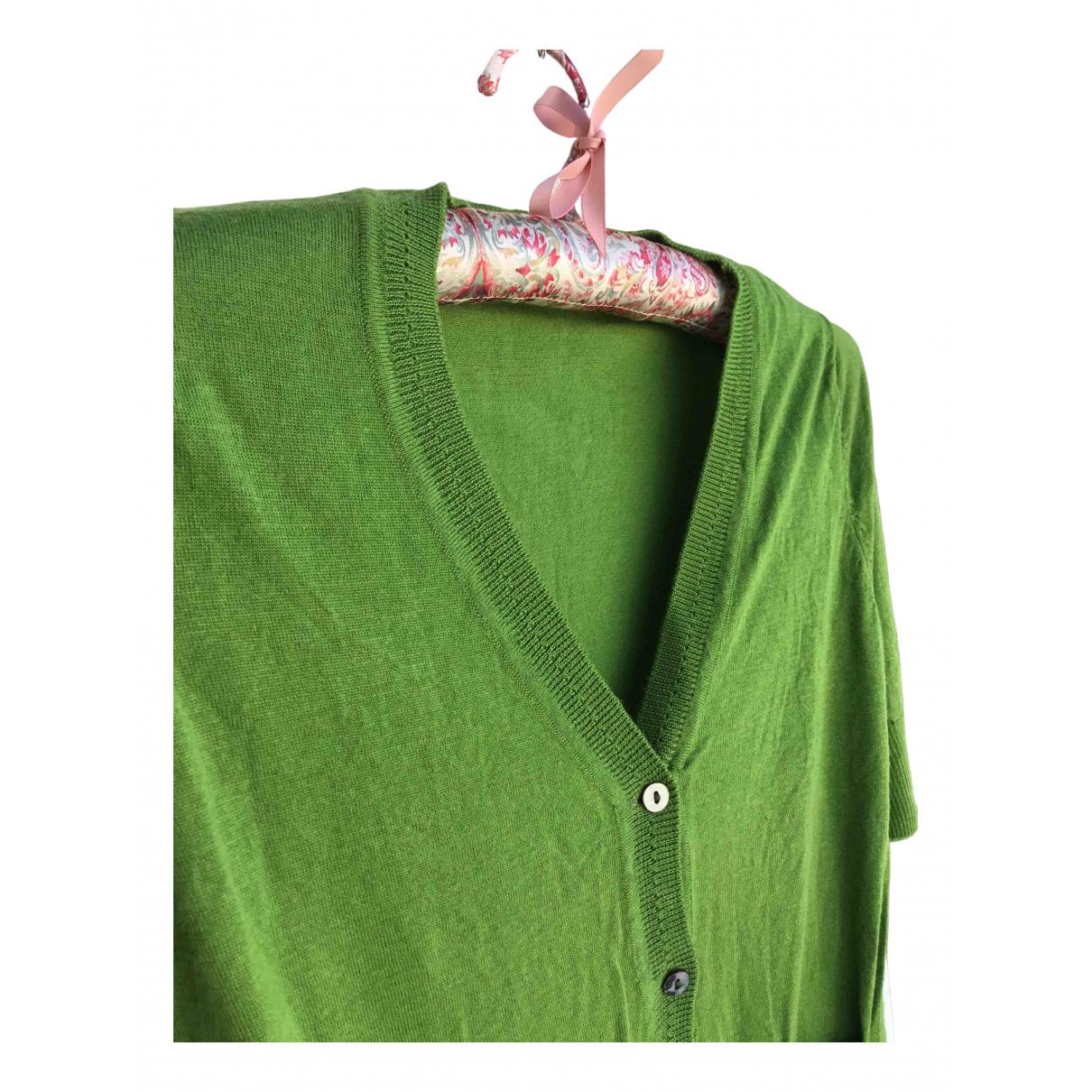 Ann Taylor - Pull   pour femme - vert