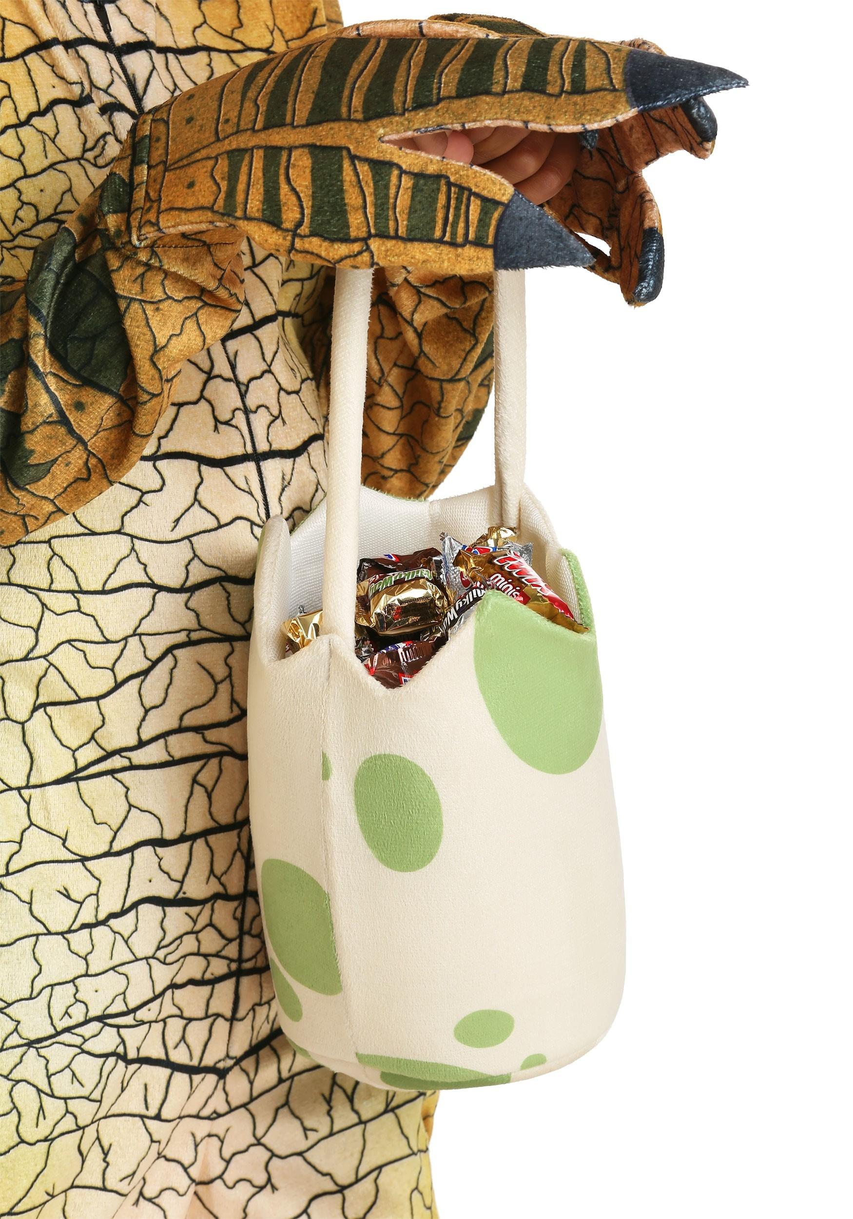 Dino Egg Treat Bag Accessory