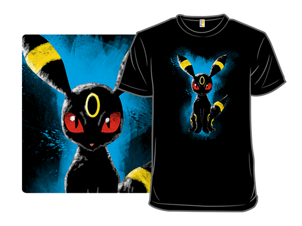 Shadow Splash T Shirt