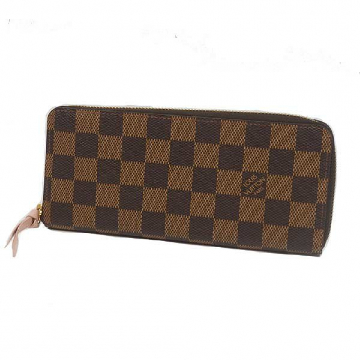 Louis Vuitton Clemence Red Cloth wallet for Women \N