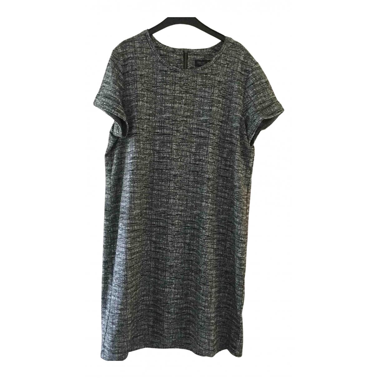 Rachel Zoe \N Kleid in  Schwarz Baumwolle - Elasthan