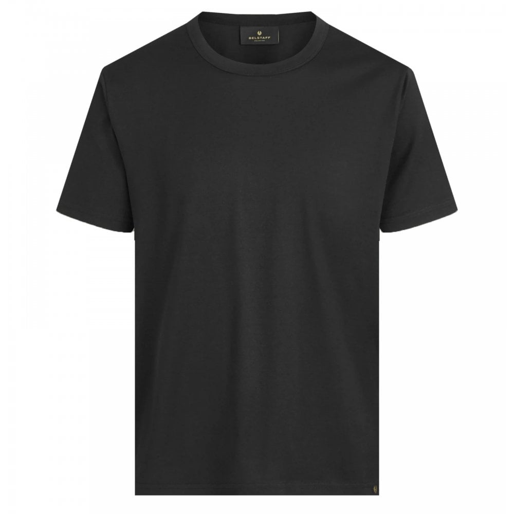 Belstaff Sydenham T-shirt Colour: BLACK, Size: EXTRA EXTRA LARGE
