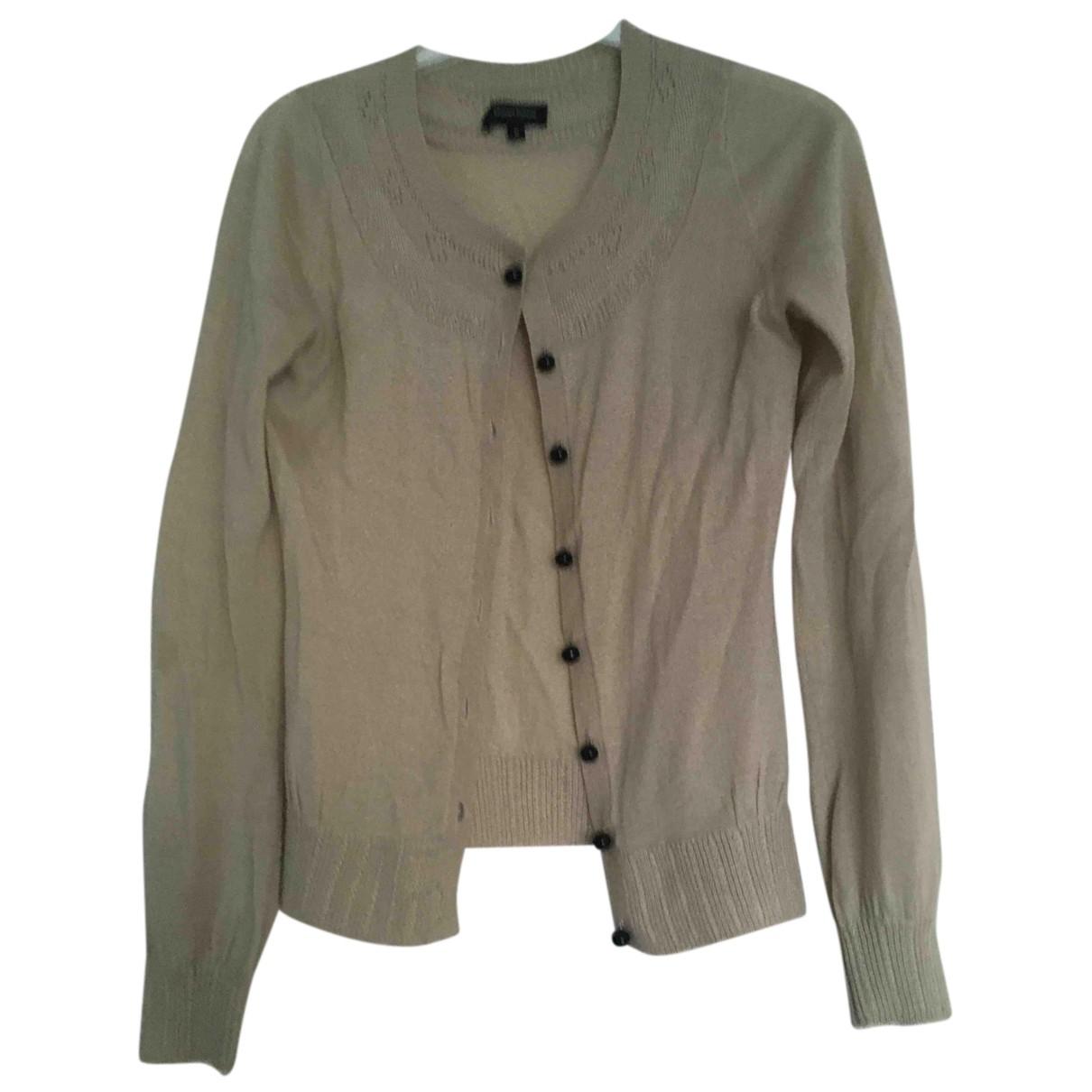 Bruuns Bazaar - Pull   pour femme en laine - ecru