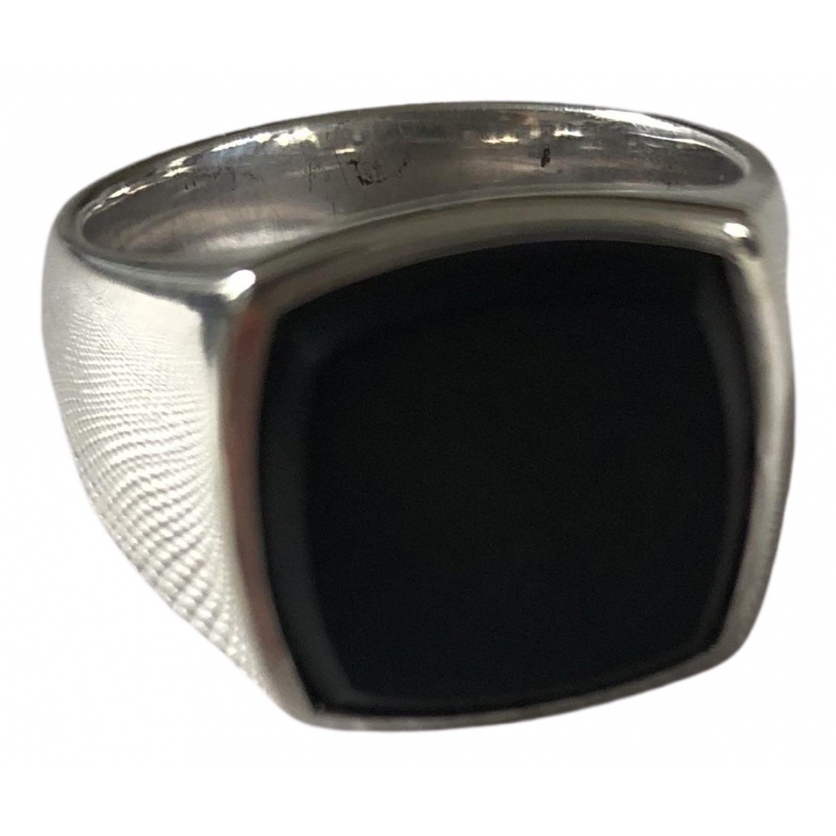 Tom Wood \N Ring in  Silber Silber