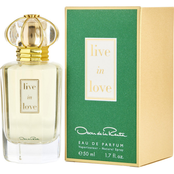 Live In Love - Oscar De La Renta Eau de Parfum Spray 50 ML