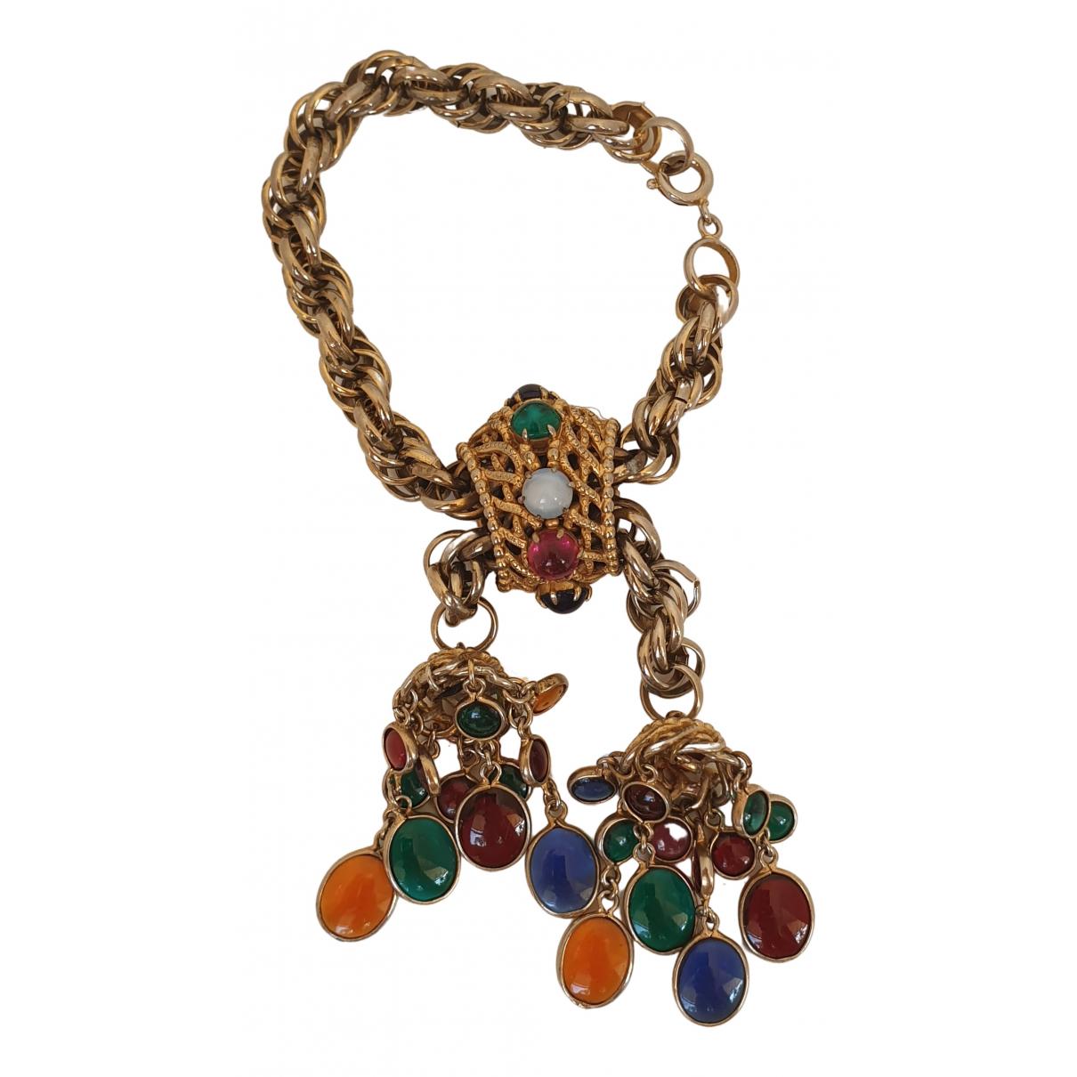 Schiaparelli \N Multicolour Metal bracelet for Women \N
