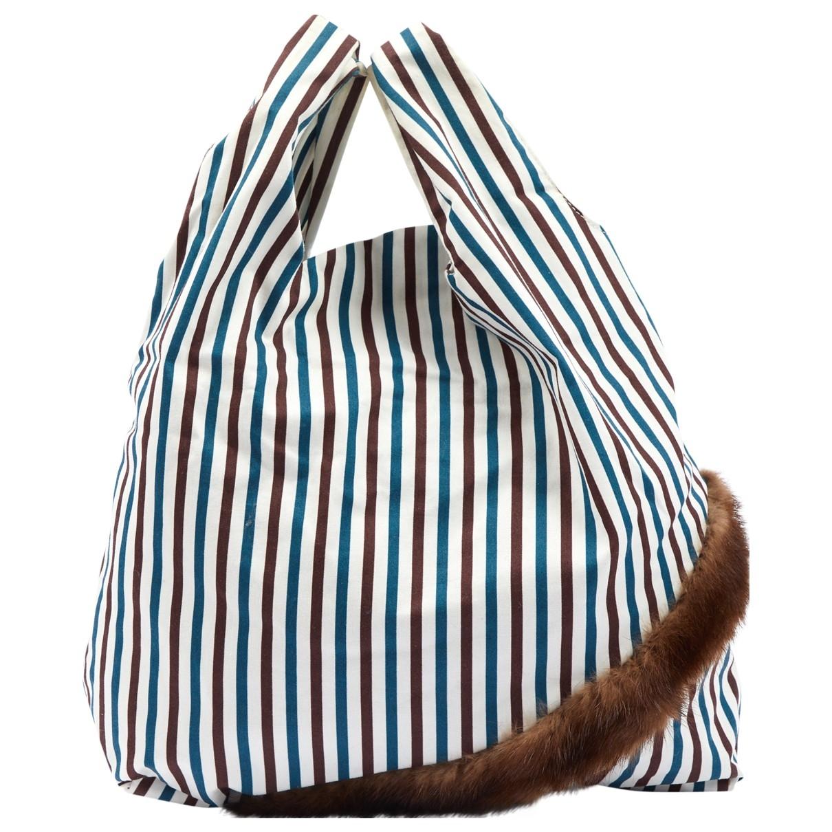 Simonetta Ravizza \N Handtasche in  Bunt Baumwolle