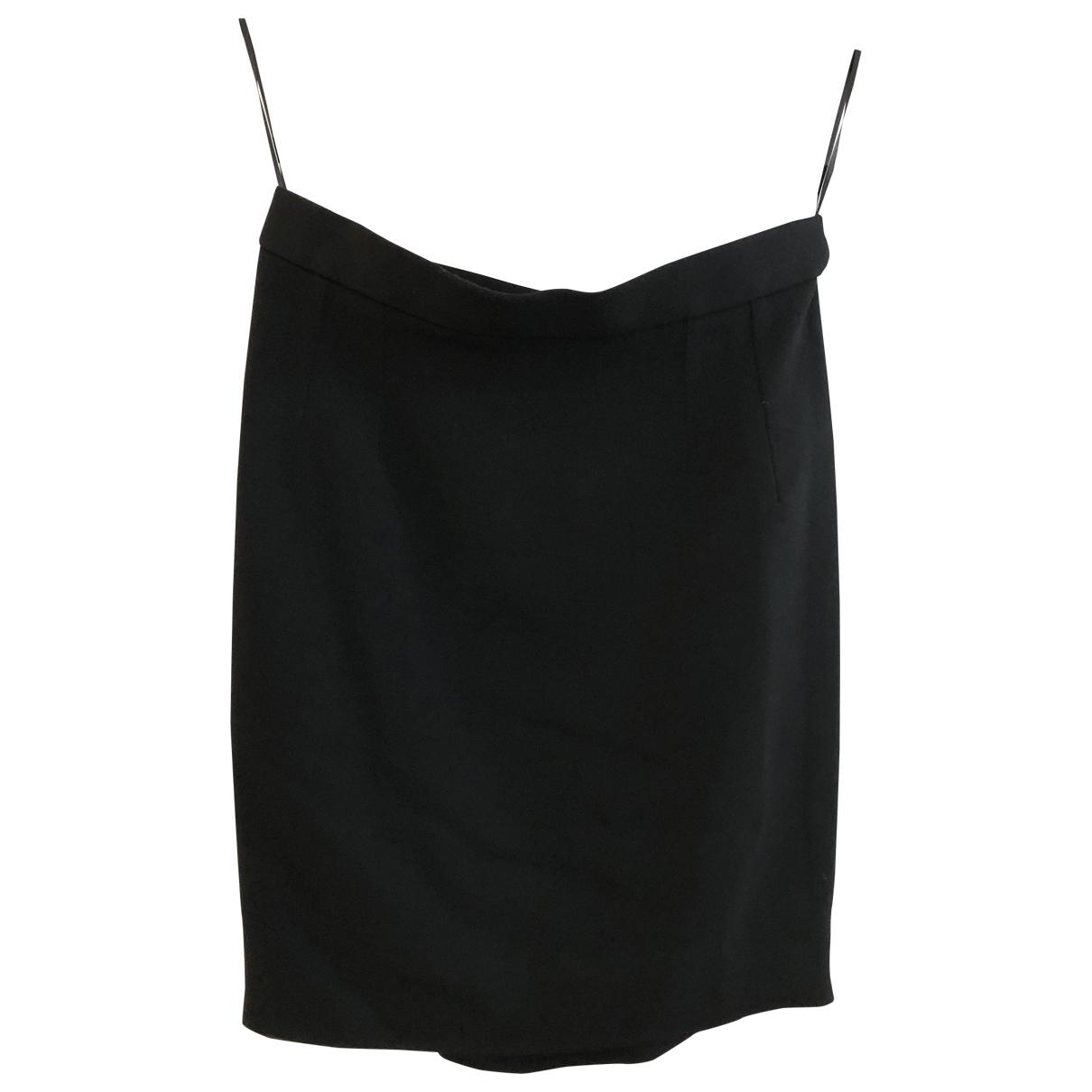 Dolce & Gabbana \N Black skirt for Women 36 IT