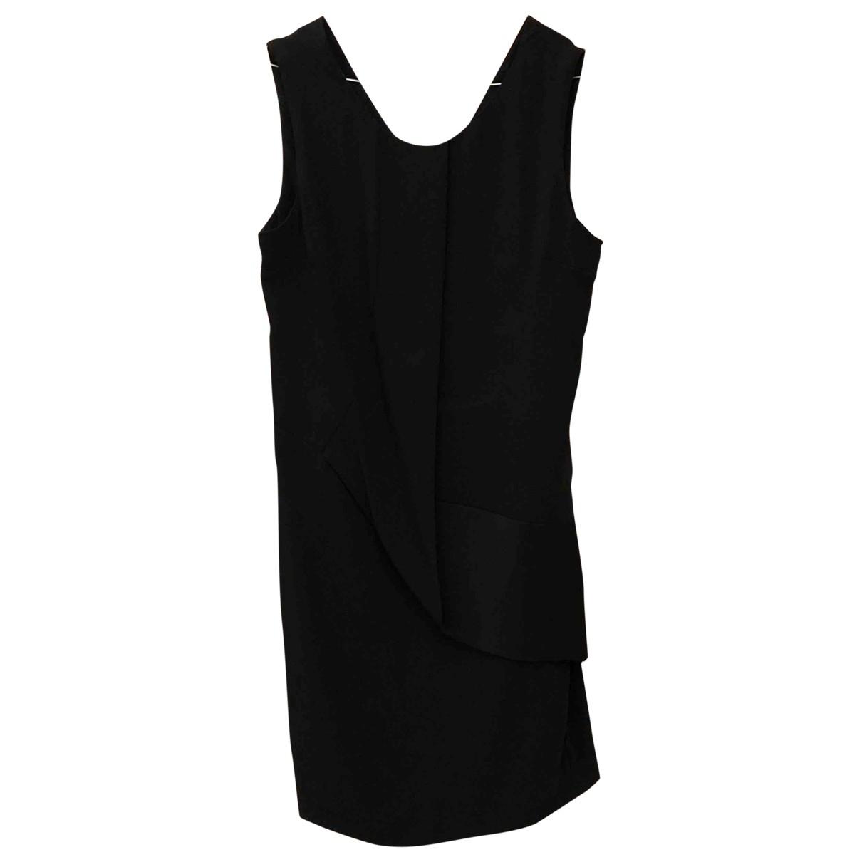 Armani Jeans \N Kleid in  Schwarz Polyester