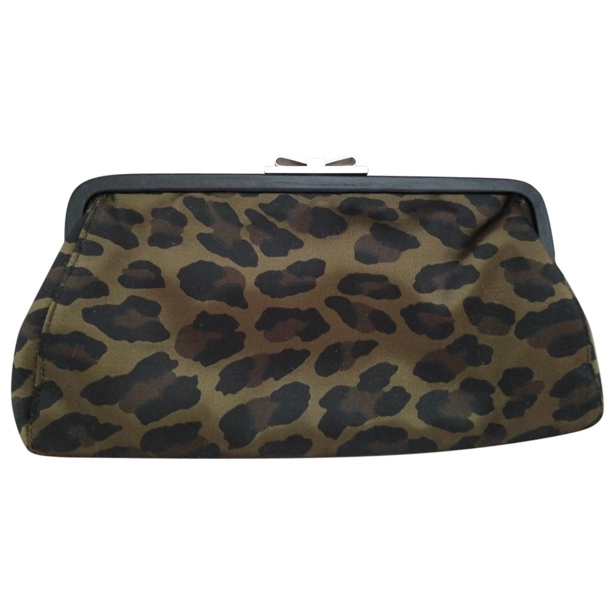Furla \N Silk Clutch bag for Women \N