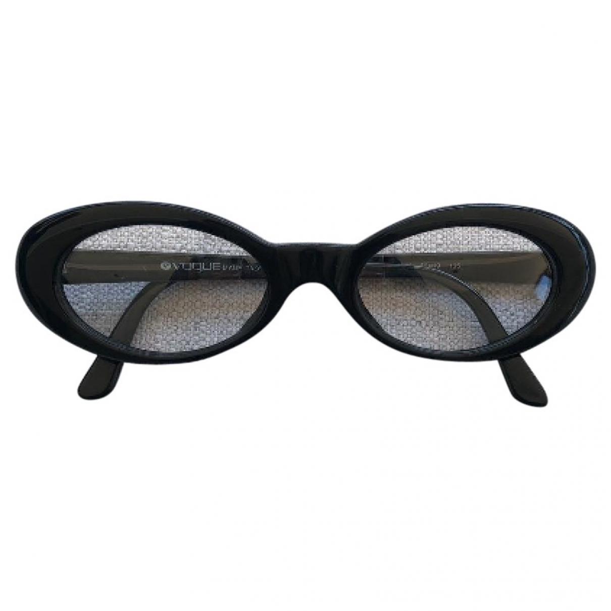 Vogue \N Sonnenbrillen in  Schwarz Kunststoff