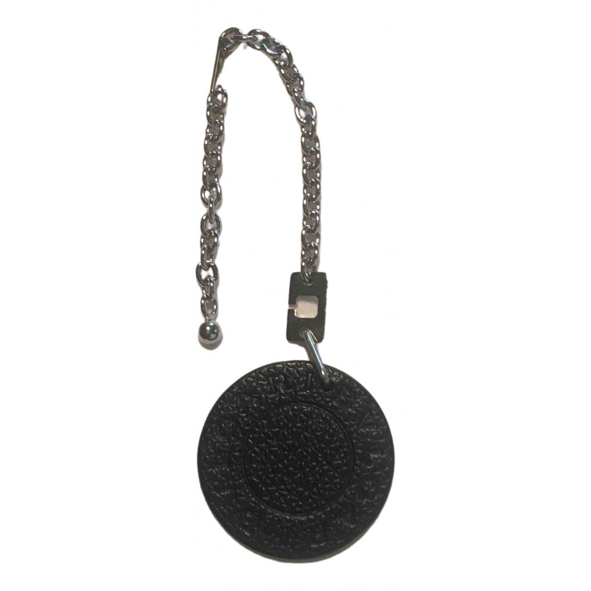 Bvlgari - Petite maroquinerie   pour femme en cuir - noir