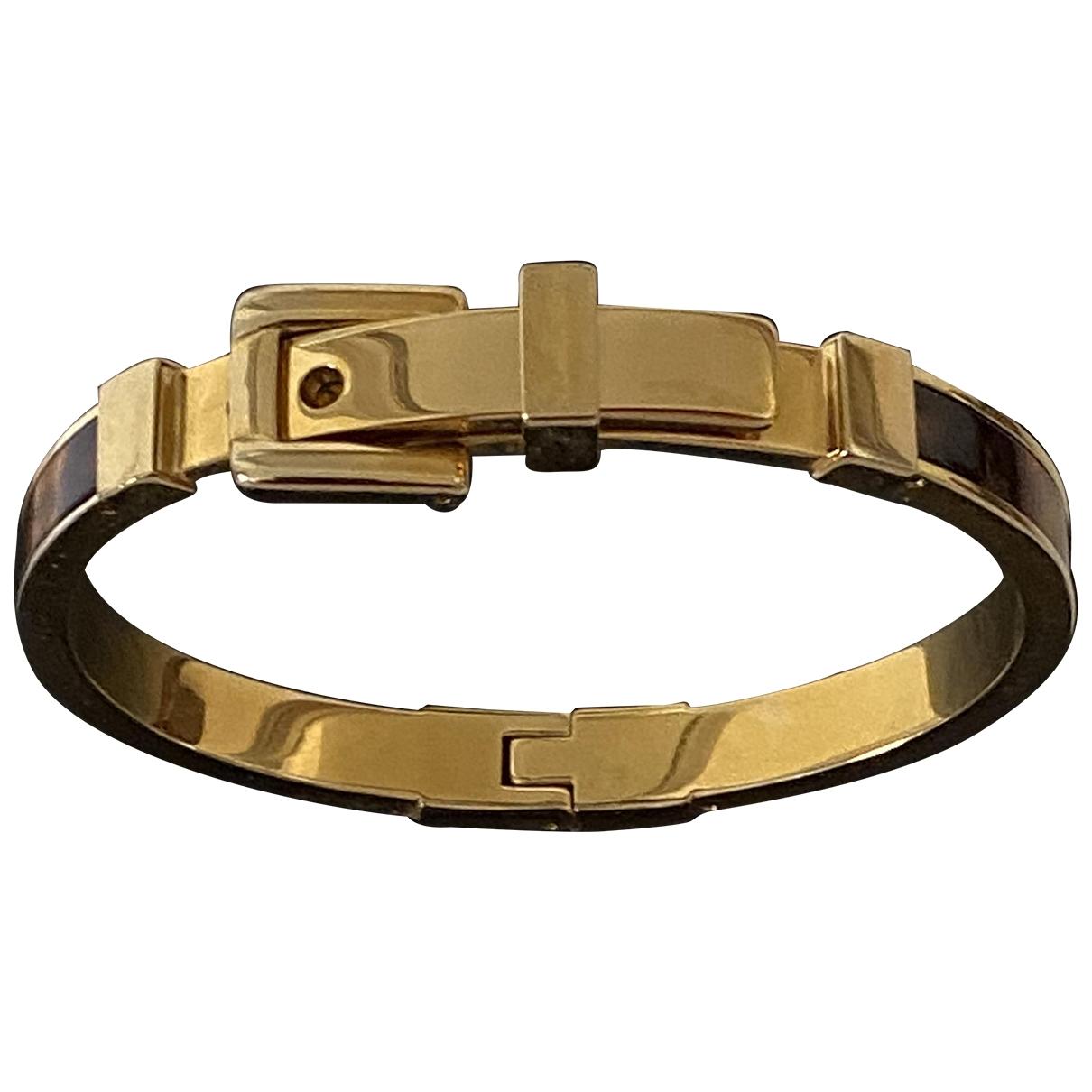 Michael Kors \N Brown gold and steel bracelet for Women \N