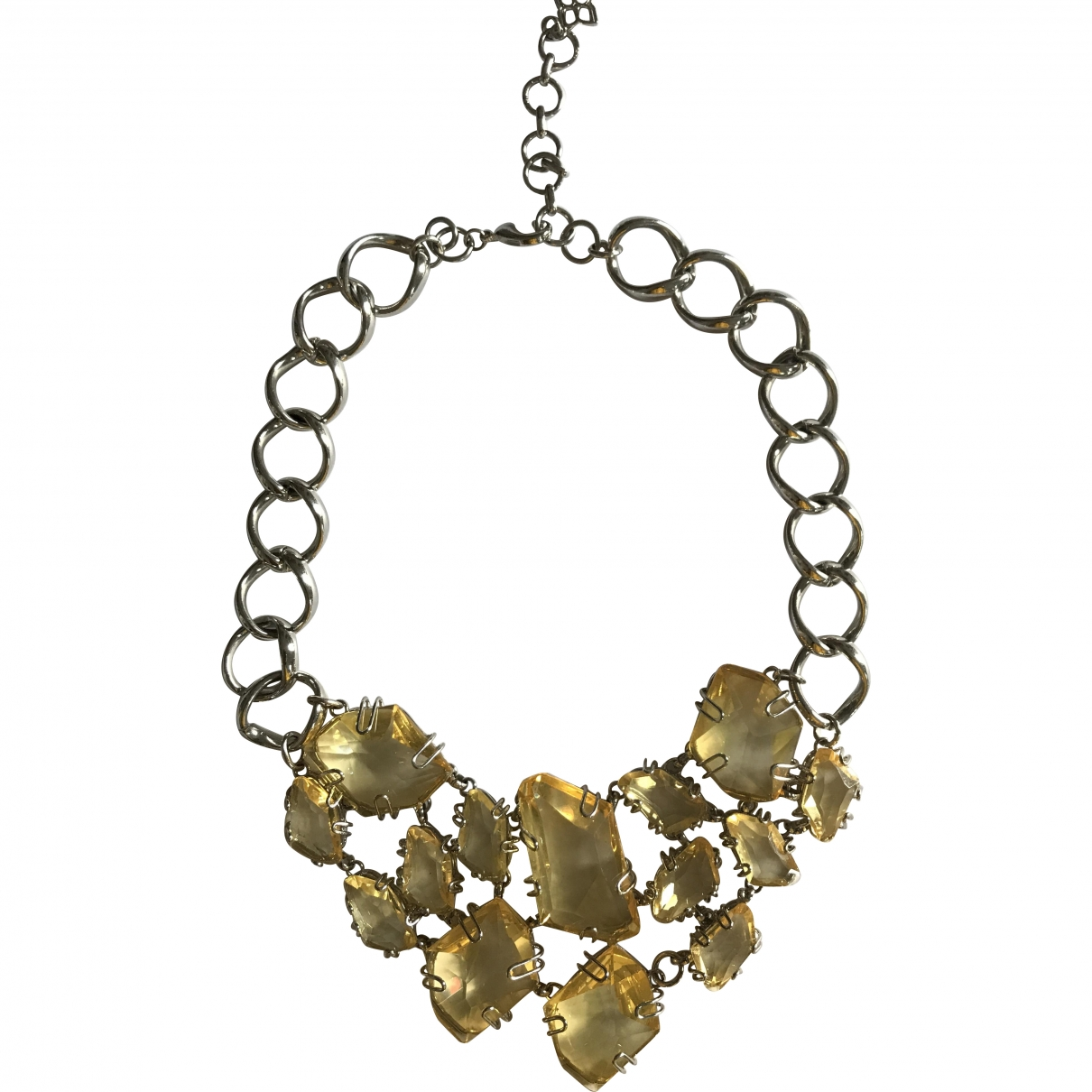 Bcbg Max Azria \N Metal necklace for Women \N