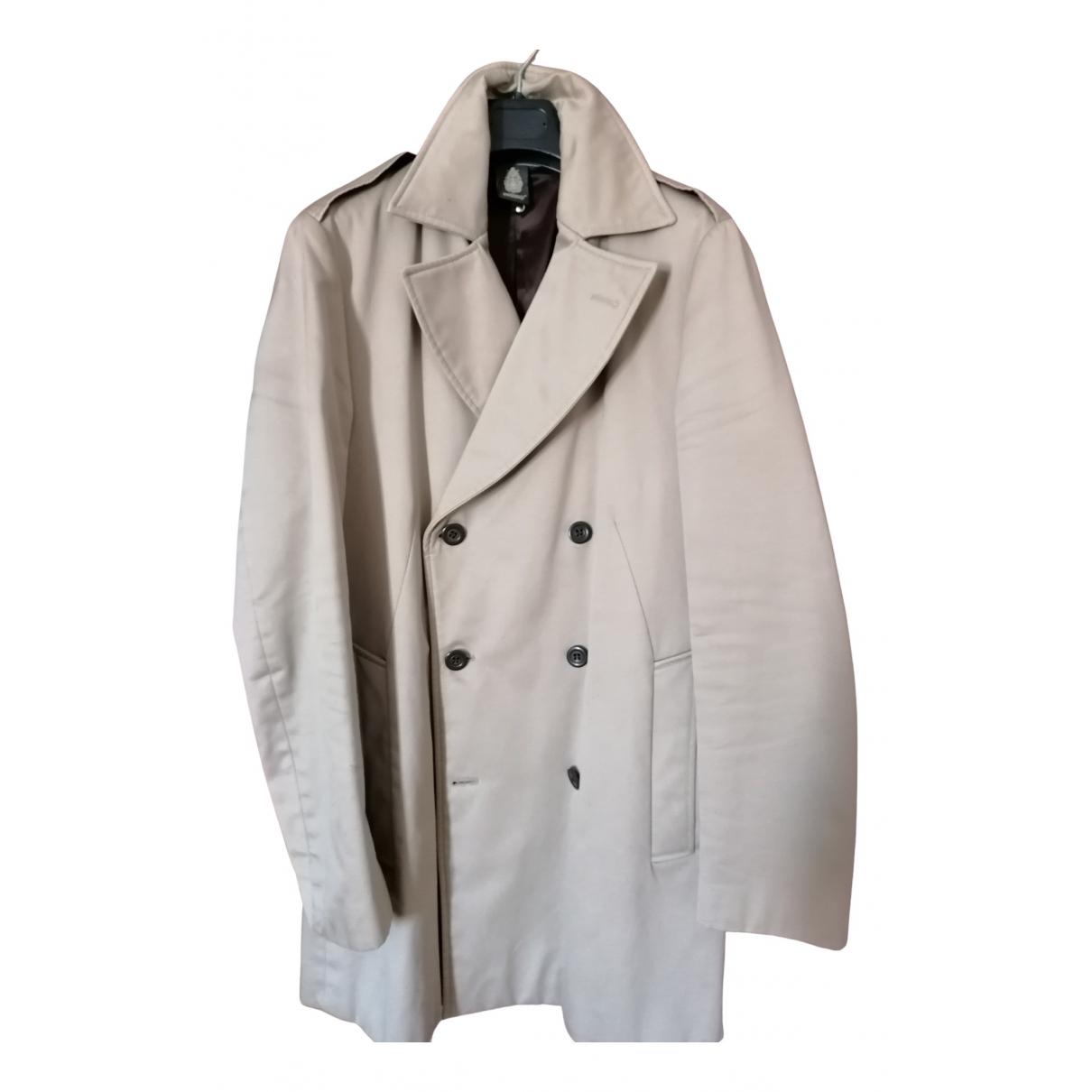 Dondup - Vestes.Blousons   pour homme en coton - beige