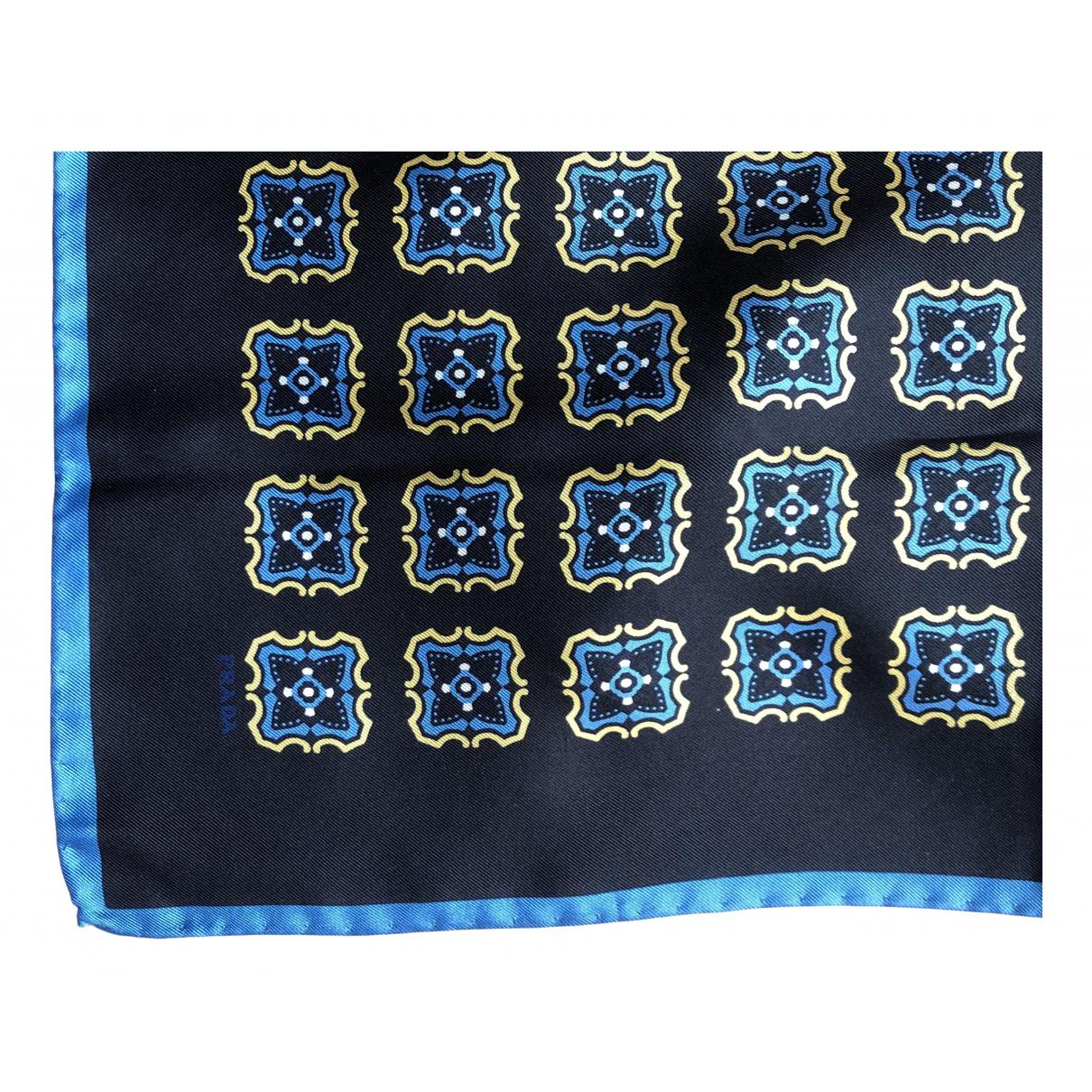 Pañuelo / bufanda de Seda Prada