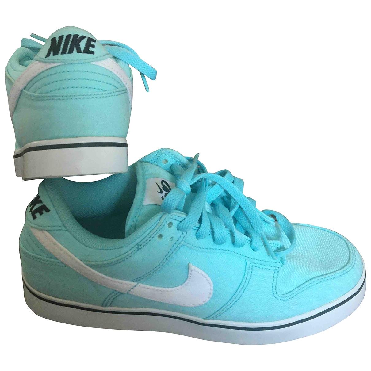 Nike - Baskets   pour femme en toile