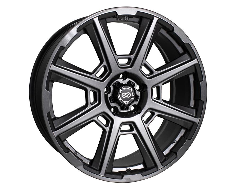 Enkei STORM Wheel Performance Series Anthracite 17x7.5 5x100 45mm