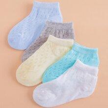 5 Paare Kleinkind Jungen Socken