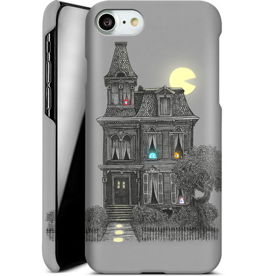 Apple iPhone 7 Smartphone Huelle - Haunted By The 80s von Terry Fan