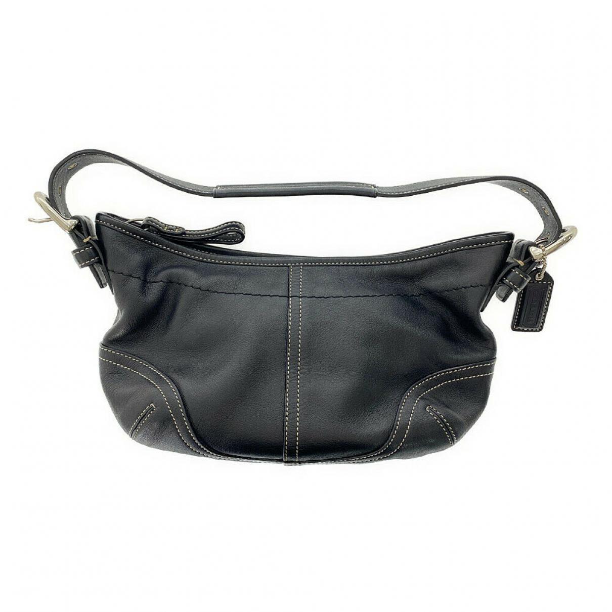 Coach \N Handtasche in Leder