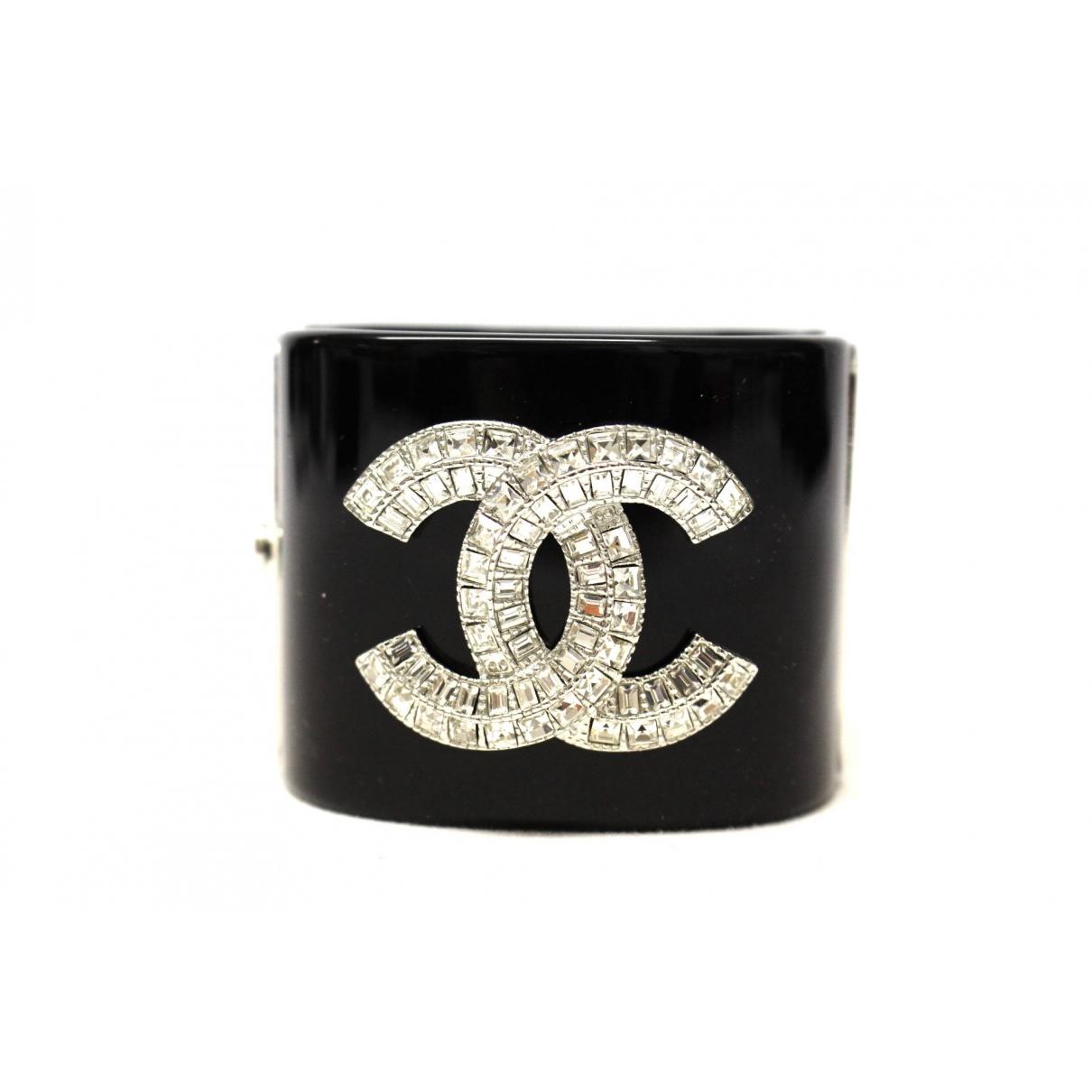 Chanel \N Armband Schwarz