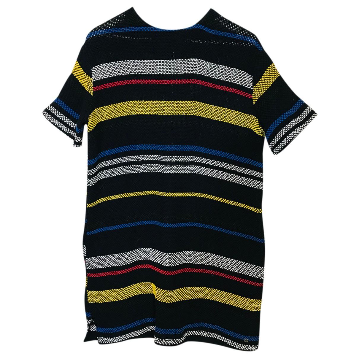 Tommy Hilfiger N Multicolour Cotton dress for Women 8 UK