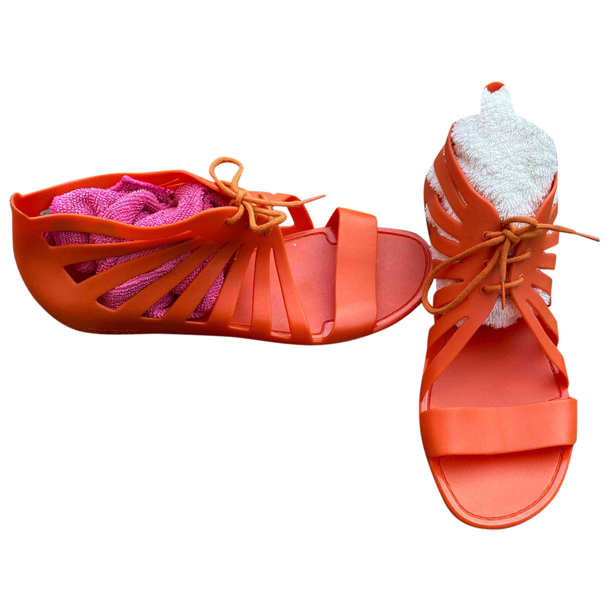 Sandalias romanas Givenchy