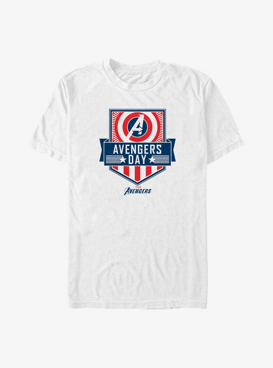 Marvel Captain America Day Of Avengers T-Shirt