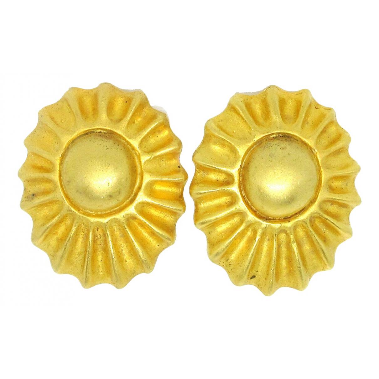 Hermès \N Metal Earrings for Women \N